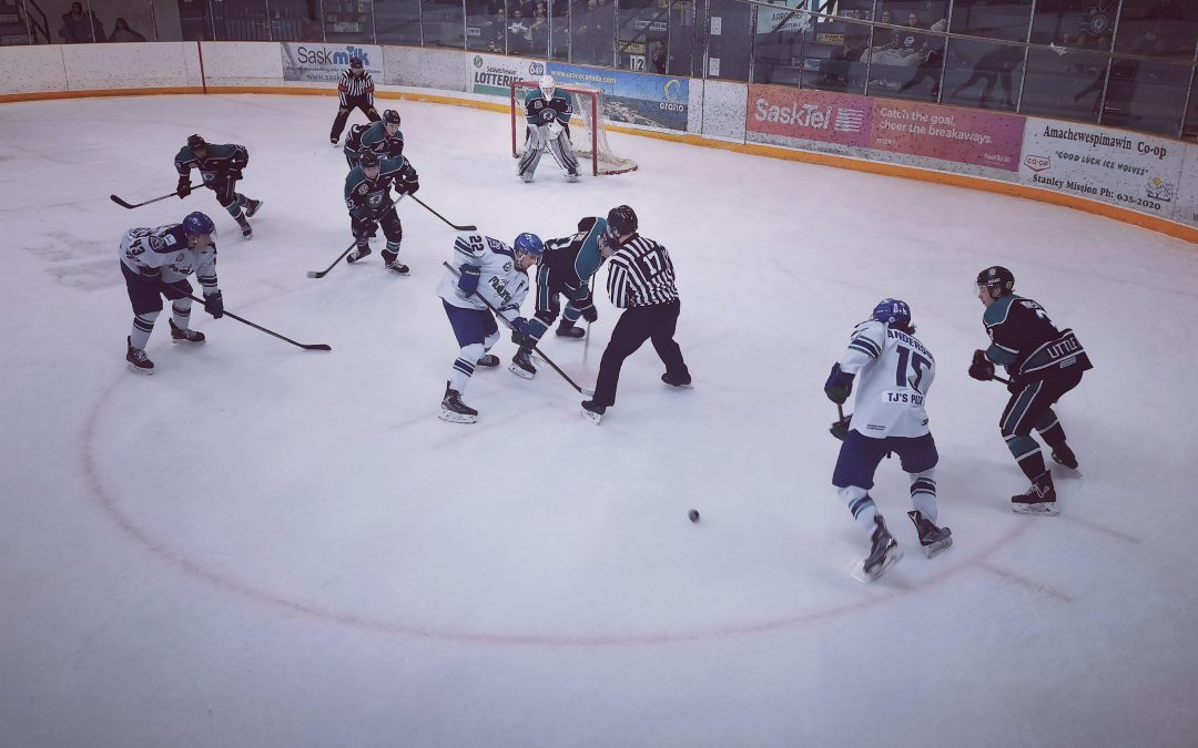 Ice Wolves earn point against Melfort