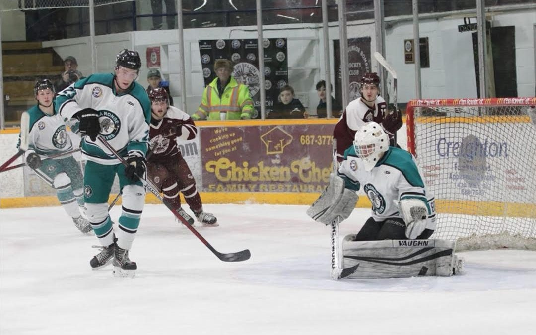 Ice Wolves win overtime thriller in Flin Flon