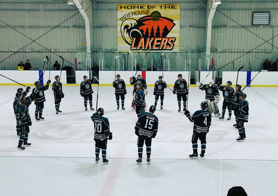 Ice Wolves tame Terriers in Pinehouse
