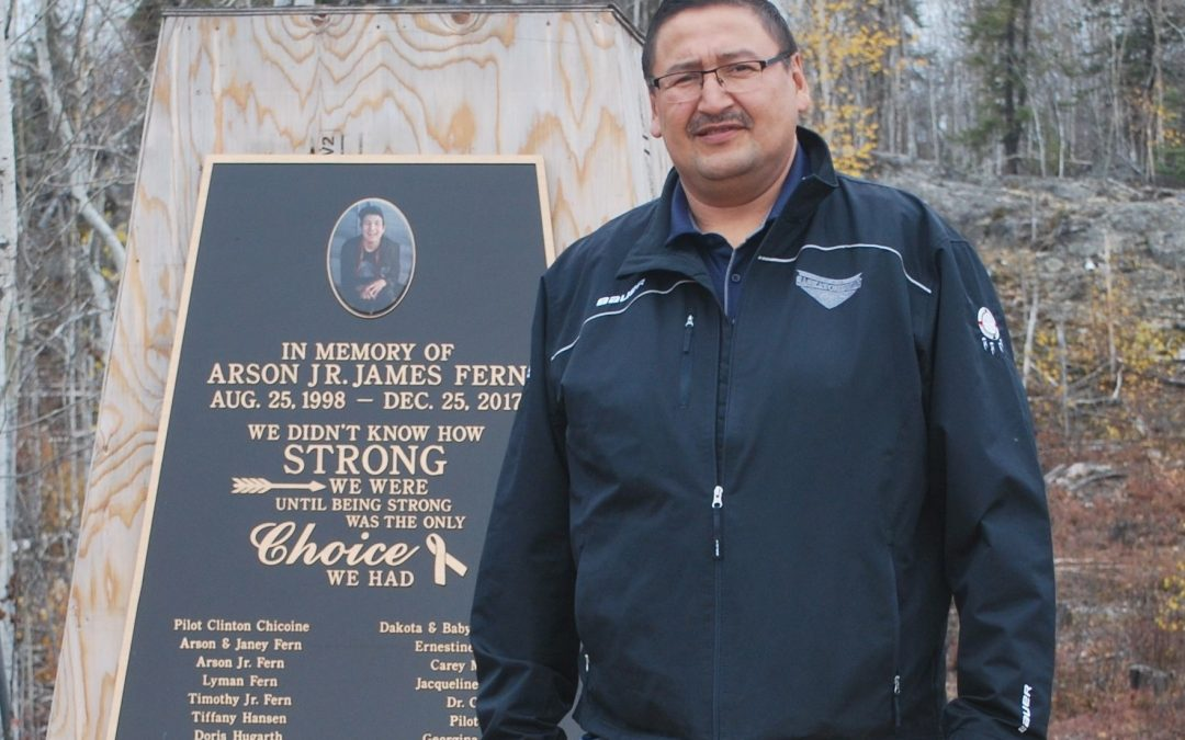 Fond du Lac First Nation Chief in Ottawa to lobby for runway expansion money