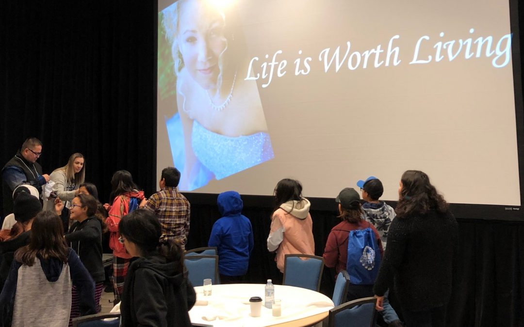 Peter Ballantyne Cree Nation youth conference focuses on suicide prevention