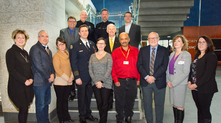 SIIT, U of R, Sask. Polytech join RHSP Violence Threat Risk Assessment and Protocol