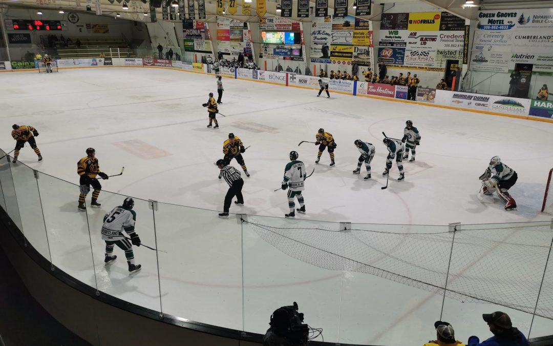 Ice Wolves fall in Nipawin