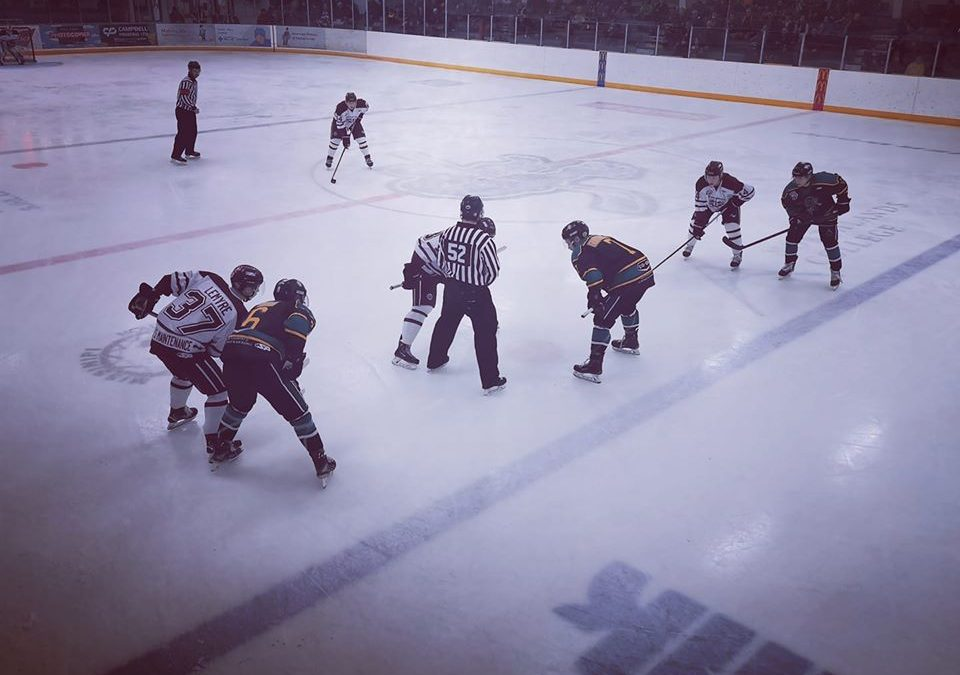 Ice Wolves fall in overtime to Bombers