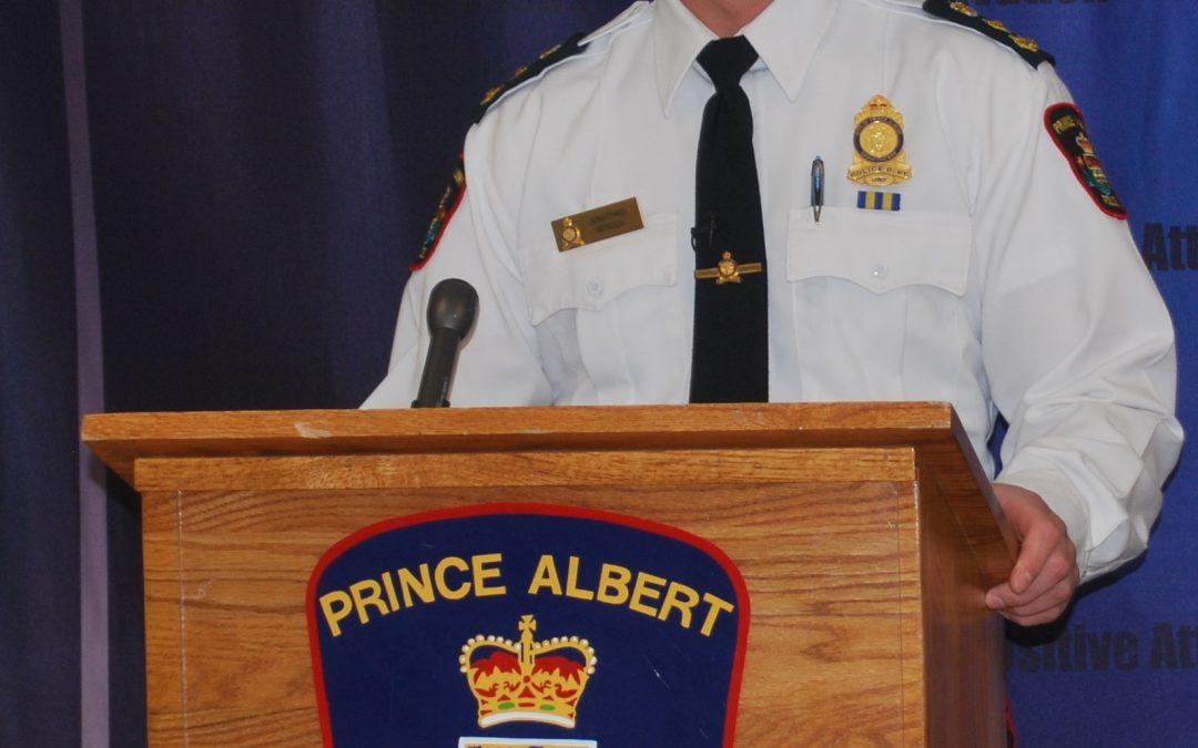 Stats Canada numbers show violent crime a big problem in Prince Albert