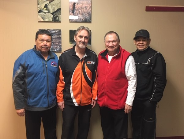 Indigenous curling team books ticket to provincials