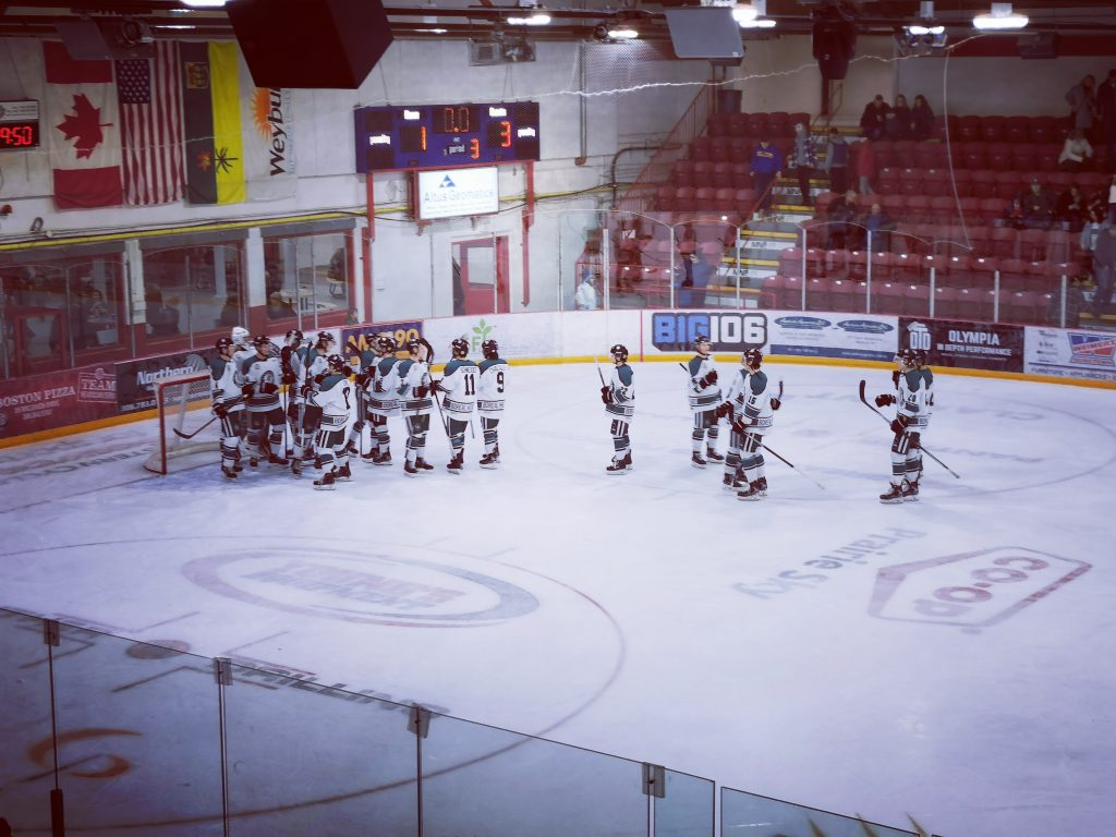 Ice Wolves respond with win - MBC Radio