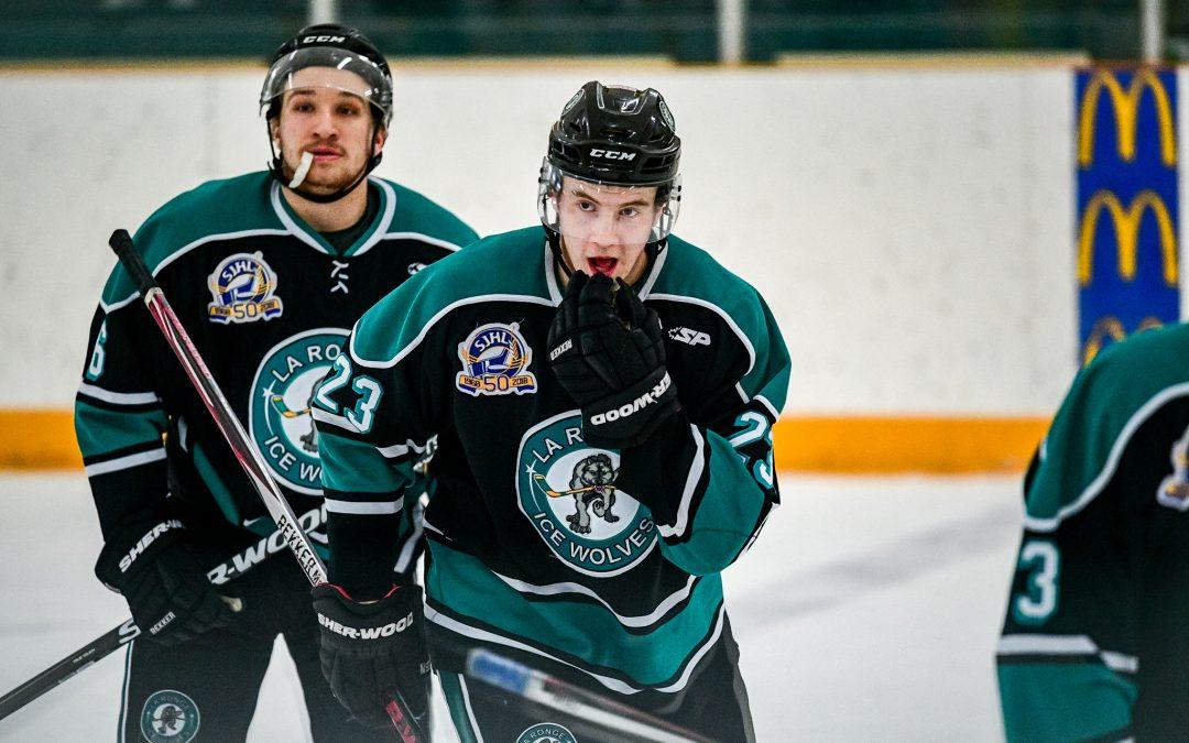 Ice Wolves finish regular season this weekend