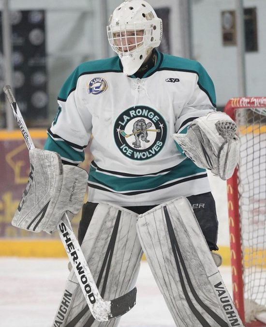 McGarva nominated for SJHL Goalie of Year