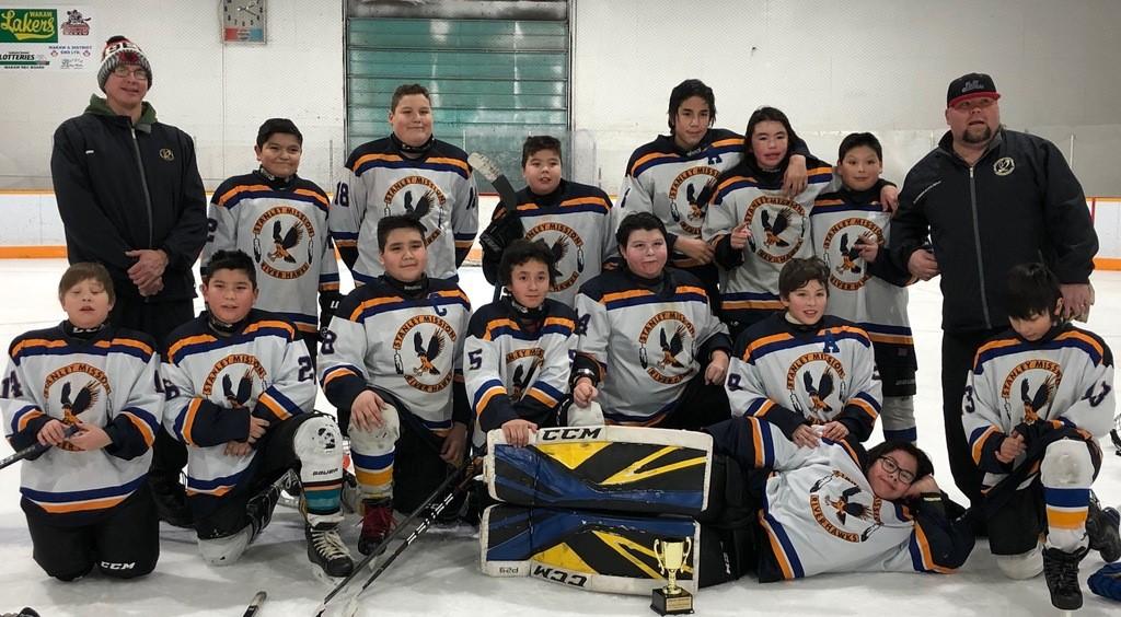 River Hawks continue provincial play