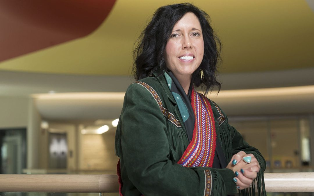 Morning Star Lodge, Dr. Carrie Bourassa create COVID-19 strategy for Indigenous communities