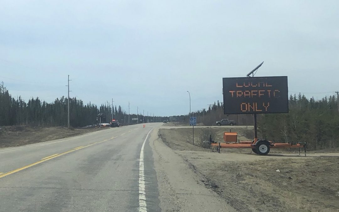 La Ronge band says it was not consulted on non-essential northern travel ban