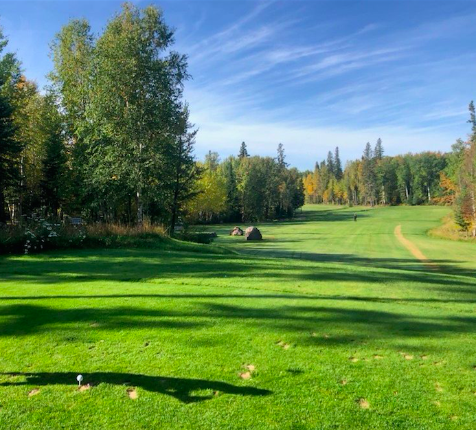 Golf event starting this week in La Ronge