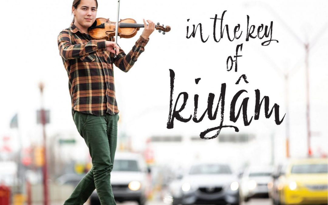 Buffalo Narrows fiddler releases first album