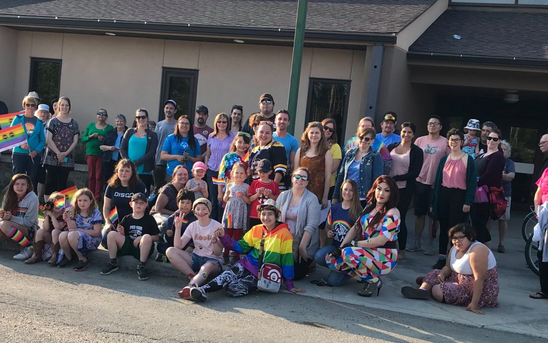 Vehicle parade to celebrate Pride is taking place in La Ronge Saturday