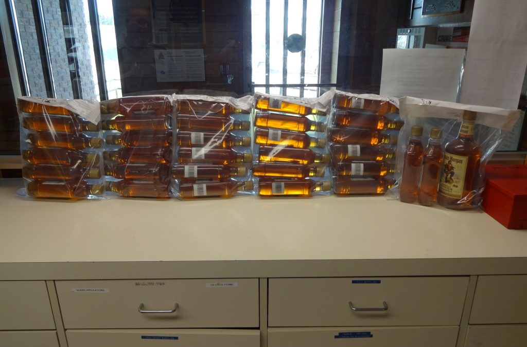 RCMP seize more illegal alcohol in Wollaston Lake area