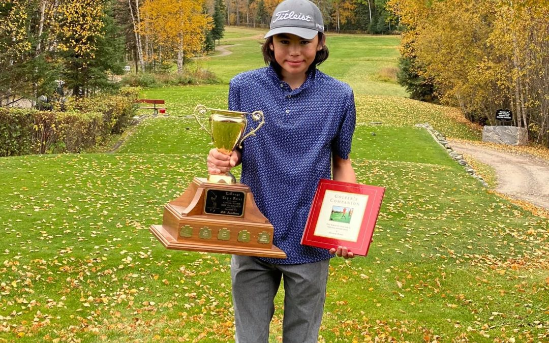 Golfers gather for tournament in La Ronge