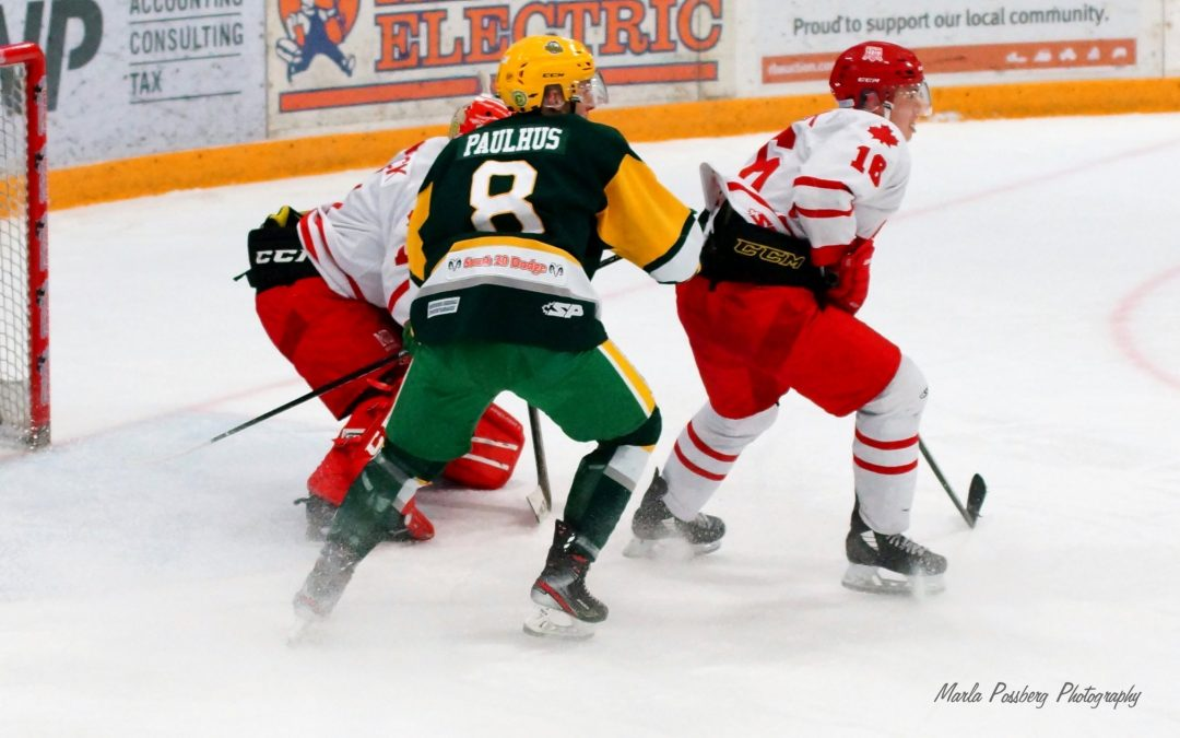 Ice Wolves acquire Paulhus from Humboldt