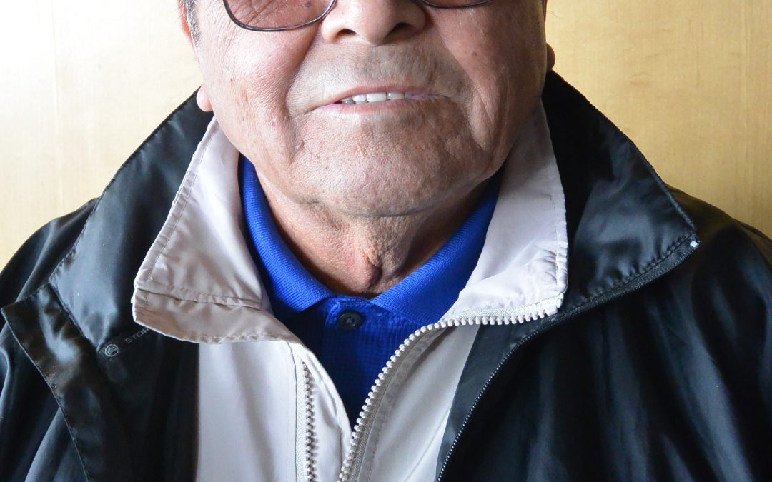 Fred Saskamoose in ICU for presumed COVID: Family