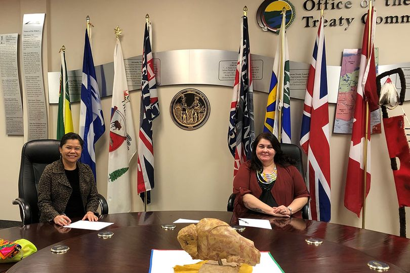 Office of Treaty Commissioner to evaluate U of S on treaty education progress
