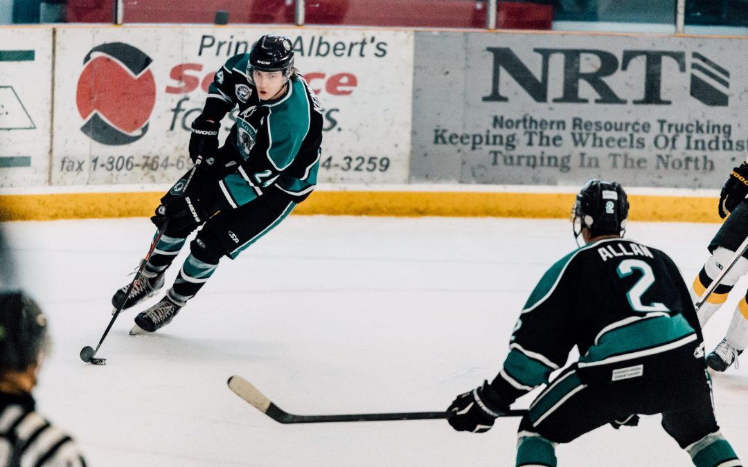 SJHL players staying busy during pause
