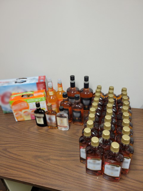 Southend RCMP make significant alcohol bust