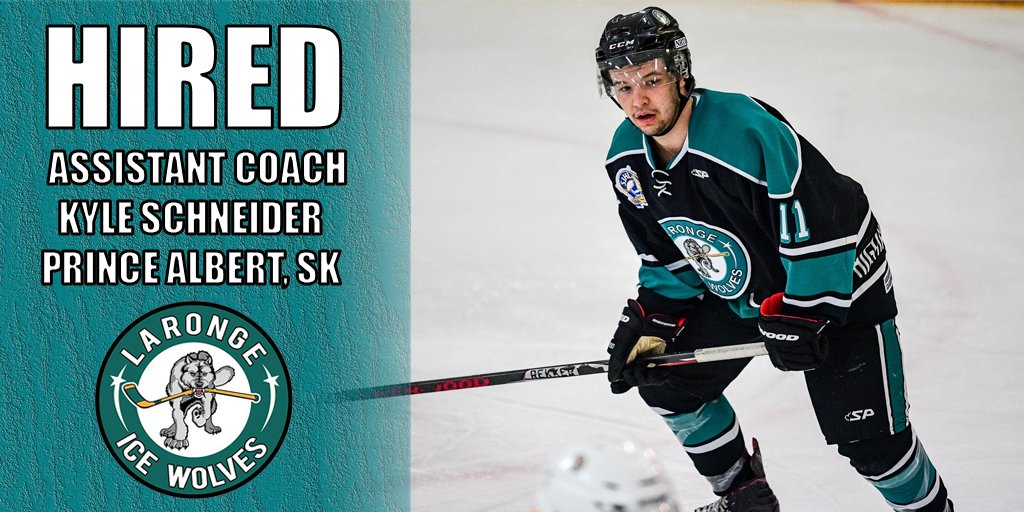 Ice Wolves announce hiring of new assistant coach