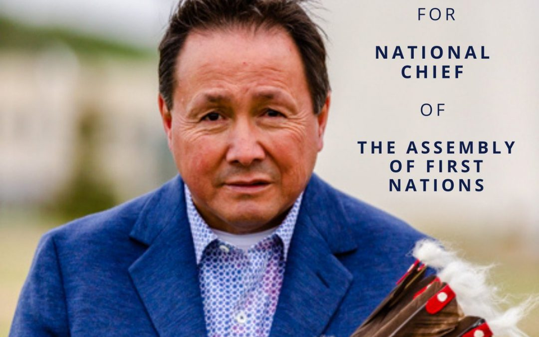 Common agenda, united vision needed for chiefs, says candidate for national chief
