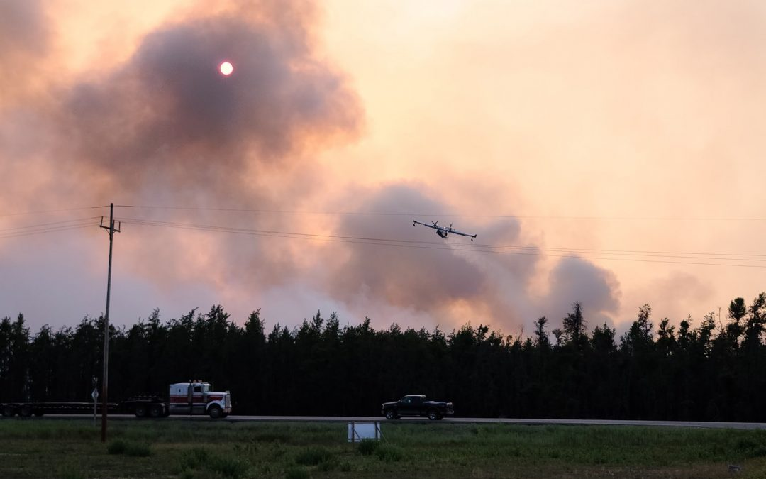 Wetter and cooler weather leads province to lift fire ban; number of active fires currently sits at 161