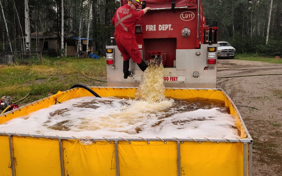 Wildfire situation improves for two Lac La Ronge Indian Band communities