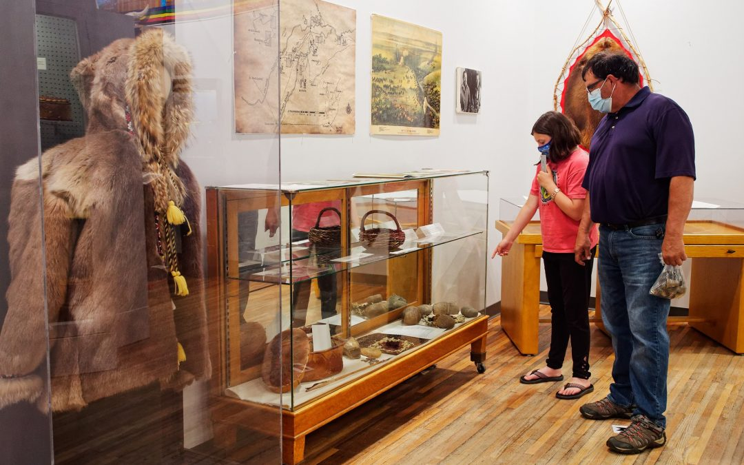 P.A. historical society welcomes new staff member to help expand Indigenous history exhibit