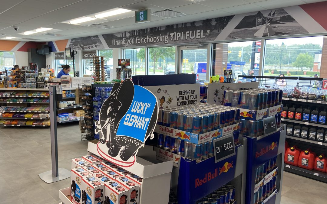 First Nation owned gas station officially open in Prince Albert