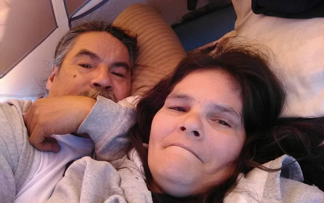 UPDATE missing Hall Lake couple found safe