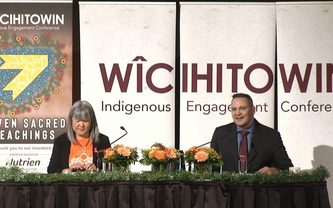Wicihitown conference underway in Saskatoon